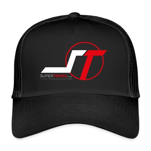SuperTrikes Logo - Trucker Cap