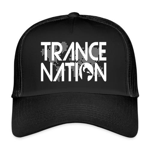 Trance Nation (White) - Trucker Cap