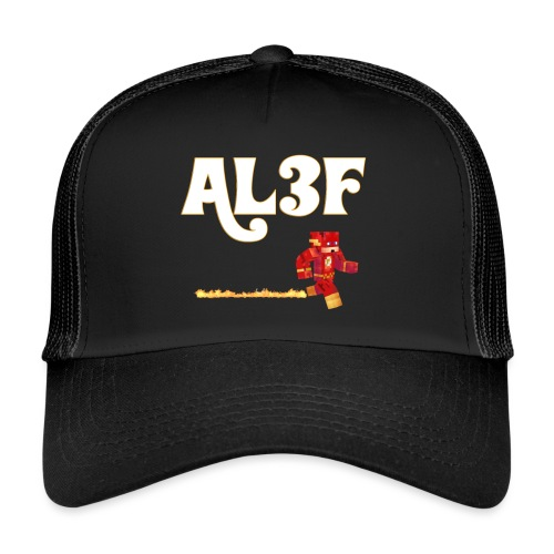 AL3F GAMER - Trucker Cap