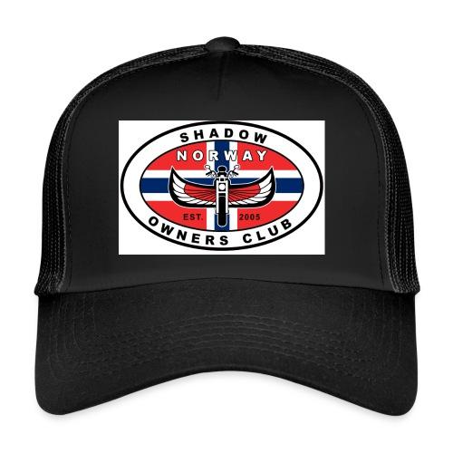 SHOC Norway Patch jpg - Trucker Cap