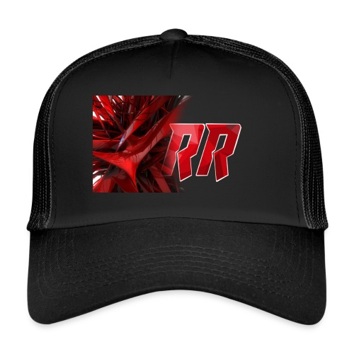 First design - Trucker Cap