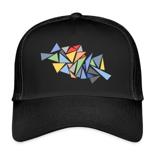 Modern Triangles - Trucker Cap