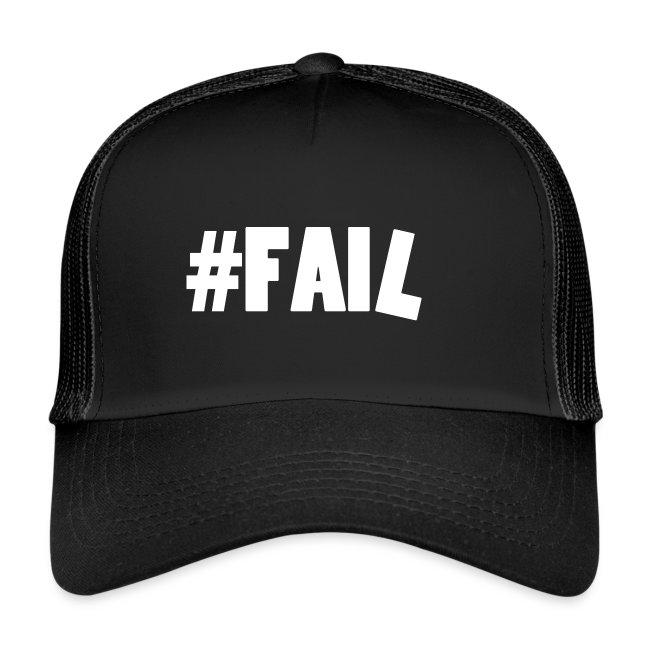 FAIL / White