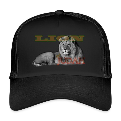 Lrg Judah Tribal Gears - Trucker Cap