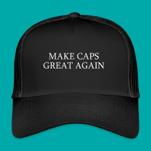 Caps - Trucker Cap
