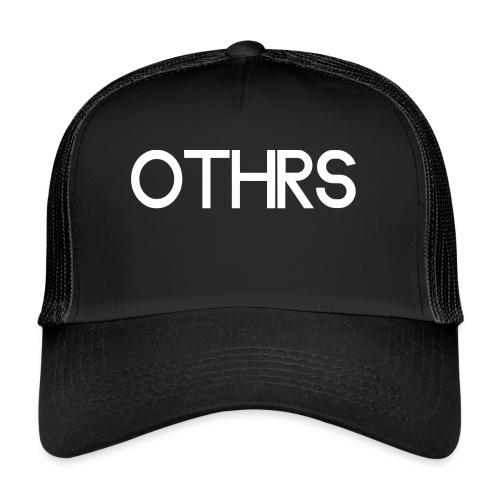 OTHRS CAP WHITE - Trucker Cap