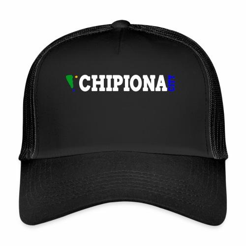 Chipiona City horizontal - Gorra de camionero