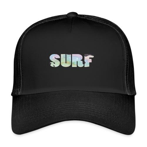Surf summer beach T-shirt - Trucker Cap