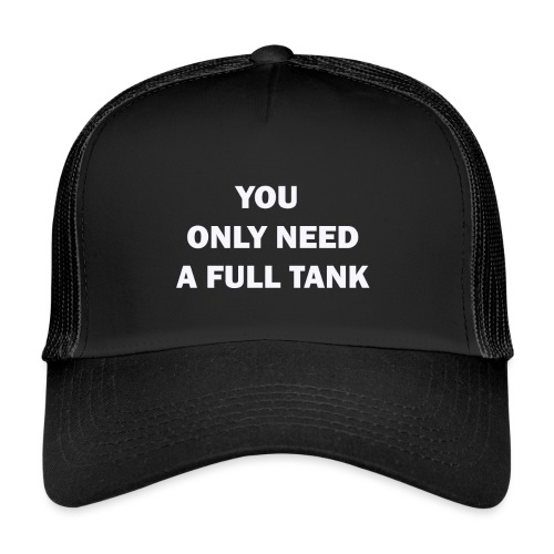 design 1 - Trucker Cap
