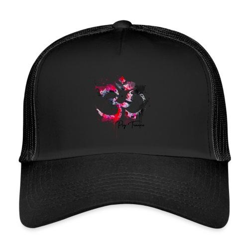Ohm Symbol - Trucker Cap