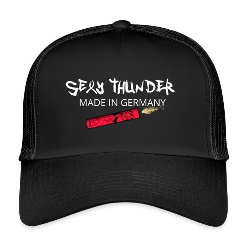 Silvester Feuerwerk Knaller - Trucker Cap