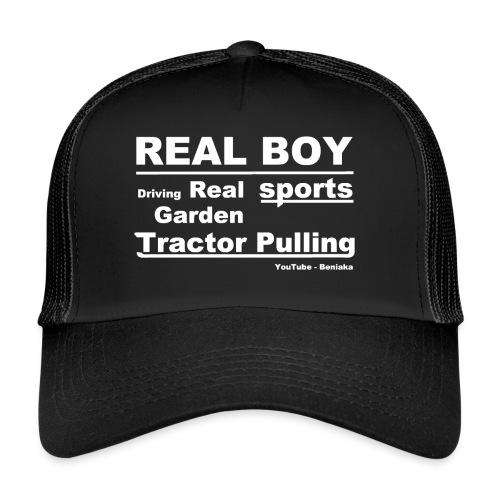 teenager - Real boy - Trucker Cap