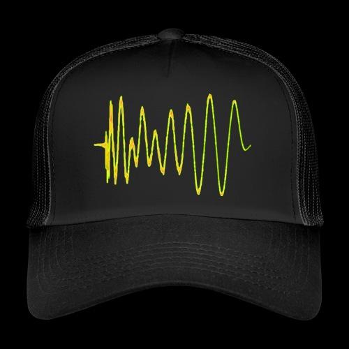 Boom 909 Drum Wave - Trucker Cap
