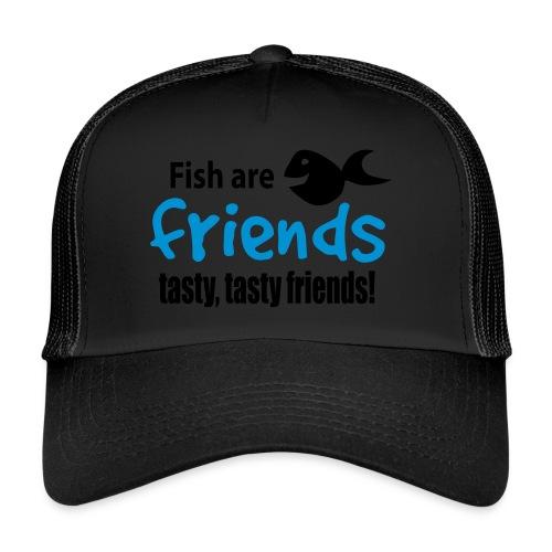 Fisk er venner - Trucker Cap