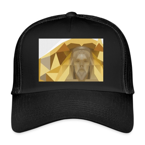 In awe of Jesus - Trucker Cap