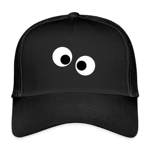 silly eyes - Trucker Cap
