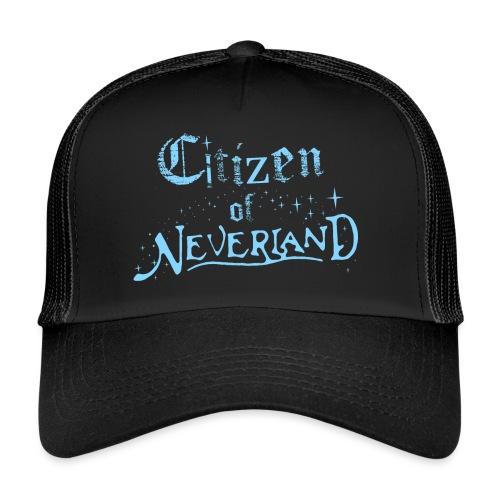 Citizen_blue 02 - Trucker Cap