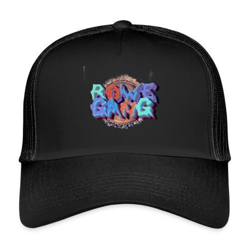 RoweGang Basic Logo - Trucker Cap