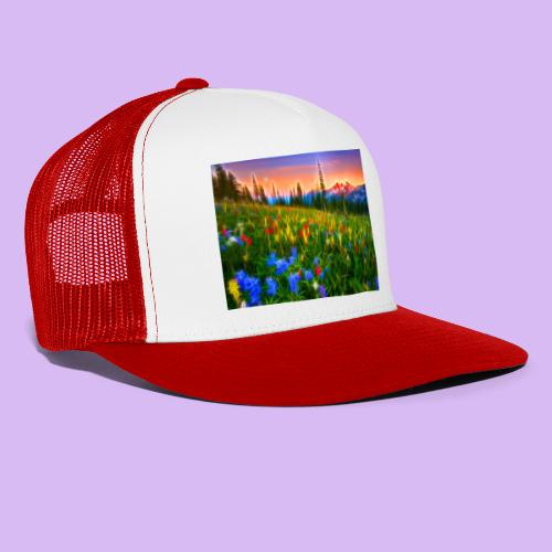 Bagliori in montagna - Trucker Cap