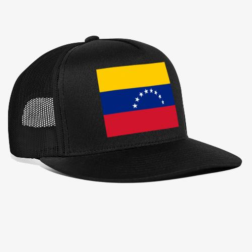 Venezolaanse vlag Venezuela - Trucker Cap