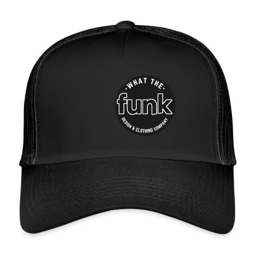 WTFunk - Logo-Patch Summer/Fall 2018 - Trucker Cap
