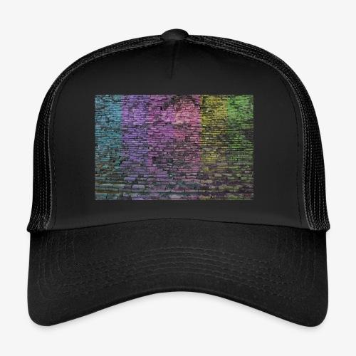 Regenbogenwand - Trucker Cap