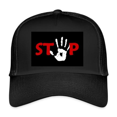 Anti- bullying armour - Trucker Cap