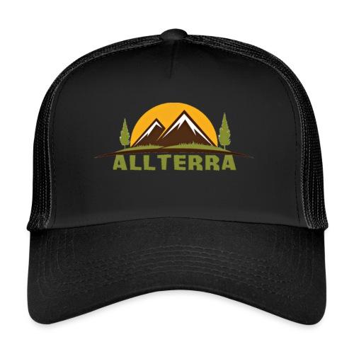 camiseta básica Alterra - Gorra de camionero