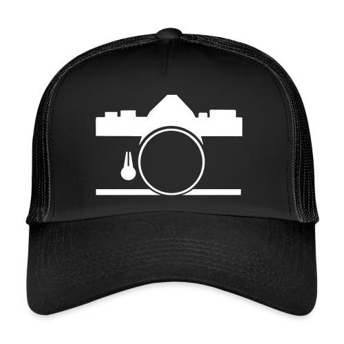 Vintage camera OM film slr - Trucker Cap