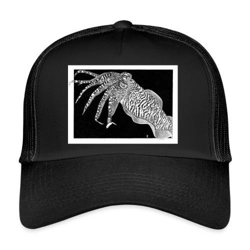 Cuttlefish - Trucker Cap