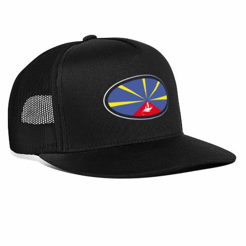 Paddle Reunion Flag - Trucker Cap