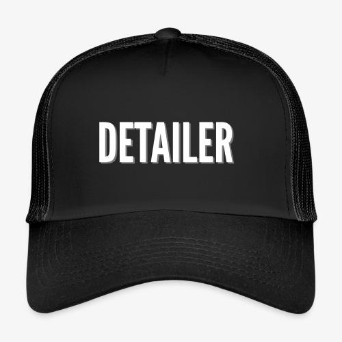 Detailer Cap - Trucker Cap