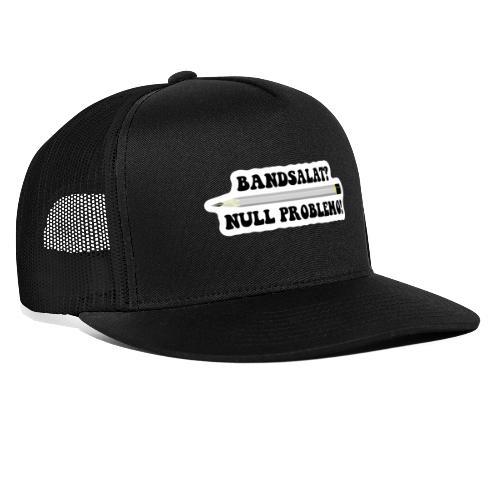 Bleistift Bandsalat Null Problemo 2 - Trucker Cap