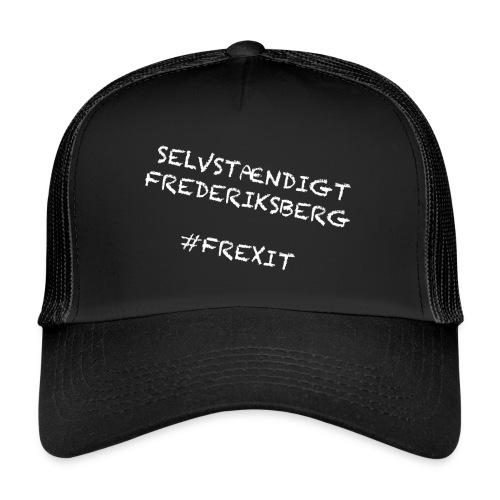 Selvstændigt Frederiksberg #FREXIT - Trucker Cap