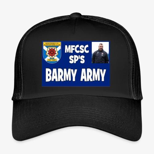 Barmy Army - Trucker Cap