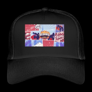 SEGANG POWER - Trucker Cap