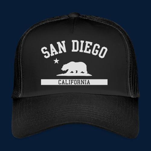 San Diego - Trucker Cap