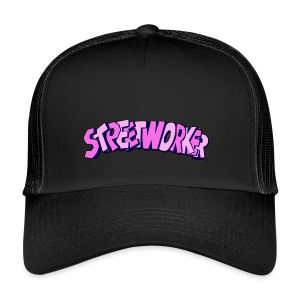 Streetworker Girls One - Trucker Cap