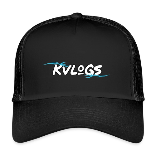K Vlogs - Trucker Cap