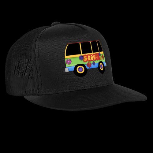 GROOVY BUS - Trucker Cap