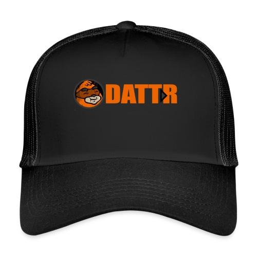 dattr logo - Trucker Cap