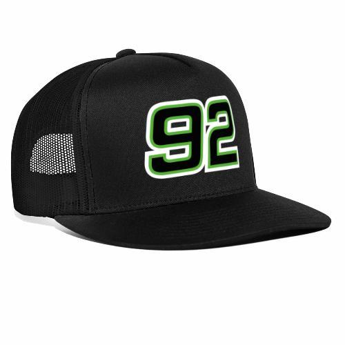 Startnummer 92 - Trucker Cap