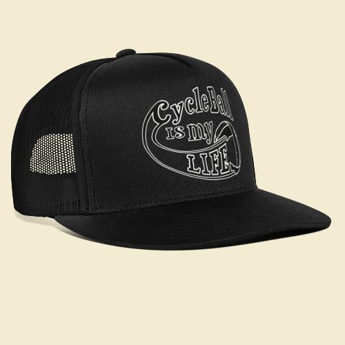 Radball | Cycle Ball is my Life - Trucker Cap