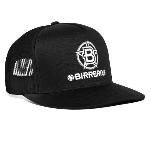 Logo Birreria 2021 white - Trucker Cap