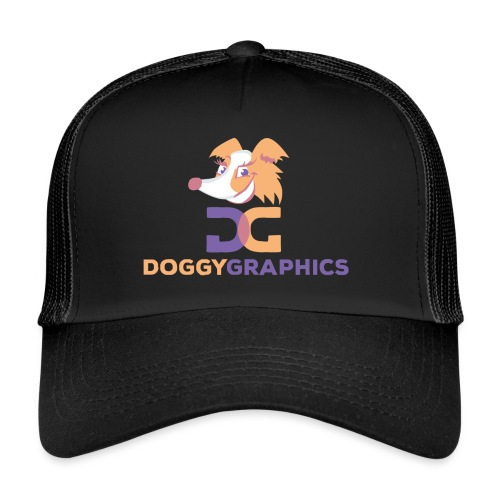 Choose Product & Print Any Design - Trucker Cap
