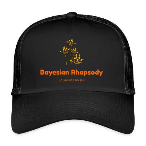 Bayesian Rhapsody Original Orange classique - Trucker Cap