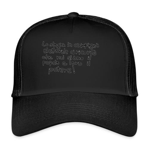 lo_sloganVERO - Trucker Cap