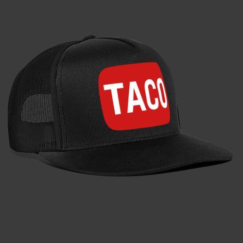 Taco Karsten Youtube Logo 2 - Trucker Cap