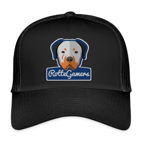Original RotteGamers Hoodie Logo - Trucker Cap