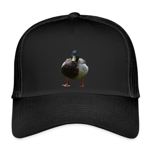 A lone duck - Trucker Cap
